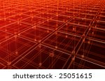 3d abstract   architectural... | Shutterstock . vector #25051615