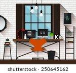 vector flat illustration...   Shutterstock .eps vector #250645162