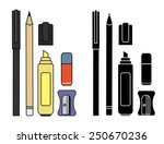 Stationery Writing Tools Set....