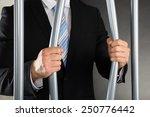 close up of businessman hand... | Shutterstock . vector #250776442