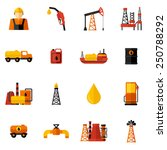 oil industry gasoline... | Shutterstock .eps vector #250788292