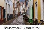 Narrow Streets Of Heidelberg's...