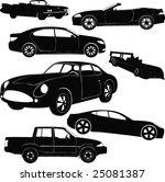 Stock vector cars vector 25081387