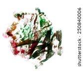 blot green  claret divorce...   Shutterstock . vector #250840006