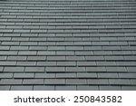 Horizontal Picture Of Slates O...