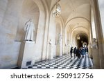 palace of versailles  france. | Shutterstock . vector #250912756