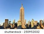 new york  new york   january 31 ... | Shutterstock . vector #250952032