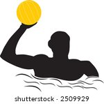 water sports | Shutterstock .eps vector #2509929
