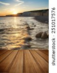 beautiful landscape image of...   Shutterstock . vector #251017576