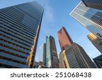 Various Office Buildings In Th...