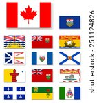 Canadian Provinces And...