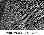 steel structure | Shutterstock . vector #25119877