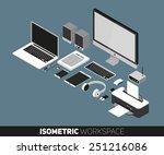 flat design vector illustration ...