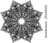 Vector Illustration Of Arabic...