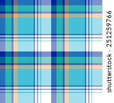 seamless madras plaid pattern | Shutterstock .eps vector #251259766