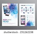 Abstract  Vector Brochure...