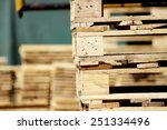 Old Wooden Pallet Texture
