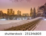 Central Park   New York City...