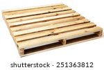 single wooden pellet isolated...