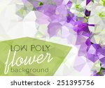 soft colored abstract... | Shutterstock .eps vector #251395756