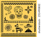 Collection Of Mexican Vector...