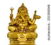 elephant   headed god monk... | Shutterstock . vector #251500048