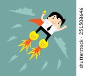 great idea for success | Shutterstock .eps vector #251508646