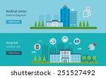 flat design modern vector... | Shutterstock .eps vector #251527492