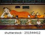 Yangon  Myanmar   January 3 ...