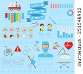 medical and healthcare... | Shutterstock .eps vector #251548912