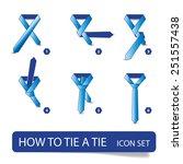 vector instructions   how to... | Shutterstock .eps vector #251557438