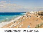 sea and beach | Shutterstock . vector #251604466