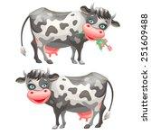 vector illustration   cartoon...   Shutterstock .eps vector #251609488