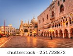 doges palace and san marco...