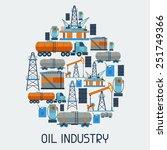 industrial background design... | Shutterstock .eps vector #251749366