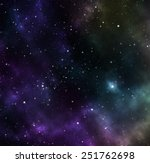Unknown Nebula  New Galaxy....