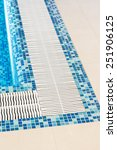 drain around the pool   Shutterstock . vector #251906125