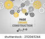 Page Under Construction Concep...