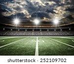 american football satdium | Shutterstock . vector #252109702