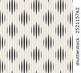 vector seamless pattern. modern ... | Shutterstock .eps vector #252115762
