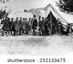Abraham Lincoln At Antietam   ...