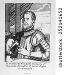 Gonzalo Jimenez de Quesada (ca. 1499-1579), Spanish conquistador in Colombia