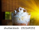 Coffee Mocha With Whipped Crea...