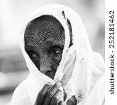 aksum  ethiopia   sep 24  2011  ...   Shutterstock . vector #252181462