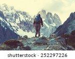 cerro torre in argentina | Shutterstock . vector #252297226