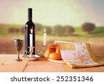 Sabbath Image. Challah Bread ...