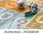 february 8  2015   houston  tx  ... | Shutterstock . vector #252368338