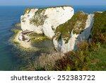 Chalk Cliffs Old Harry Rocks...