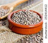 lentils | Shutterstock . vector #252414412