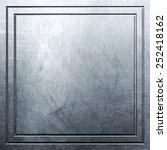 metal background | Shutterstock . vector #252418162